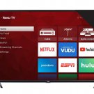 TCL 50-inch 4K Ultra HD HDR Roku Smart TV *50S425