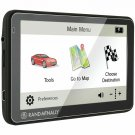 Rand McNally Road Explorer 5 5-inch Car GPS w/ Free Lifetime Maps - Refurbished