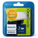Philips Norelco OneBlade Replaceable Blade - 2 Pack