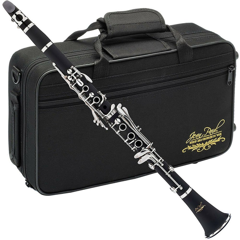 Jean Paul CL-300 Student Bb Clarinet with Carrying Case