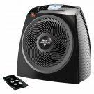 Vornado TAVH10 Whole Room Vortex Space Heater with Remote - Black