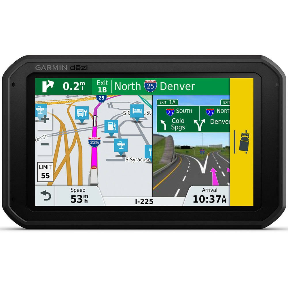 "Garmin dezlCam 785 LMT-S 7"" Advanced Trucking GPS w/ Built-In Dash Cam"