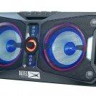 Altec Lansing Xpedition 8 Portable Waterproof Bluetooth Indoor Outdoor Speaker
