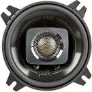 "2 Polk Audio DB402 4"" 135W 2 Way Car/Marine ATV Stereo Speakers"