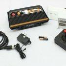 Atari Flashback 9 Gold Classic 720p Gold Game Console w/ 120 Games #ATARIFLSHGLD