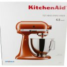 KitchenAid 4.5-Quart 10-Speed Tilt-Head Stand Mixer - Copper Pearl