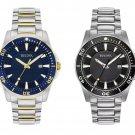 Bulova Mens Classic Water-Resistant Wrist Watch