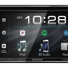 """Kenwood eXcelon DDX396 6.2"""" Touchscreen Bluetooth Car Stereo DVD Player Receiver"""