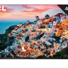TCL 55-inch 4K Ultra HD HDR Roku Smart TV - 55S525