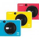 Canon IVY CLIQ 5MP Instant Camera Printer