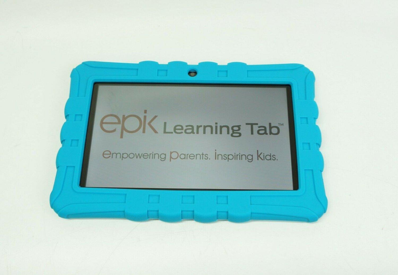 "Epik Learning Company 7"" Quad Core 16GB Kids Touchscreen Tablet #ELT0703BL"