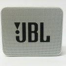 JBL Go 2 Wireless Bluetooth Noise-Cancelling Waterproof Speaker, Gray #GO2GRY