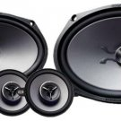 "Kenwood eXcelon KFC-XP6903C 300 Watts 6x9"" + 3-1/2"" Car Component Speakers"