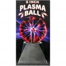 GSI 5-inch Sound-Activated Plasma Bolt Ball Lamp Light #PLASMABALL