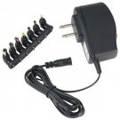 RCA 300mA Universal AC to DC Adjustable Voltage Power Supply Adapter #AH30BR