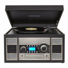 Crosley Memory Master II Turntable w/ Radio CD Player/Recorder Cassette & Aux-In