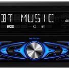 Dual DXRM58BT 2-DIN Car Stereo Digital Media Receiver with Bluetooth Aux USB