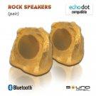 Sound Appeal Outdoor Wireless Bluetooth Rock Speaker - Canyon Sandstone