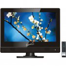 Supersonic 13.3 Inch 1080p LED Widescreen HDTV,HDMI,AC/DC Compatible | SC-1311