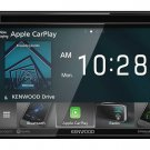 """Kenwood DDX5706S 2-DIN 6.2"""" Touchscreen Bluetooth Car Stereo DVD Player Receiver"""