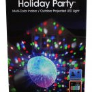 Ion Holiday Christmas Multi-Color Outdoor Projector Night Light with Remote