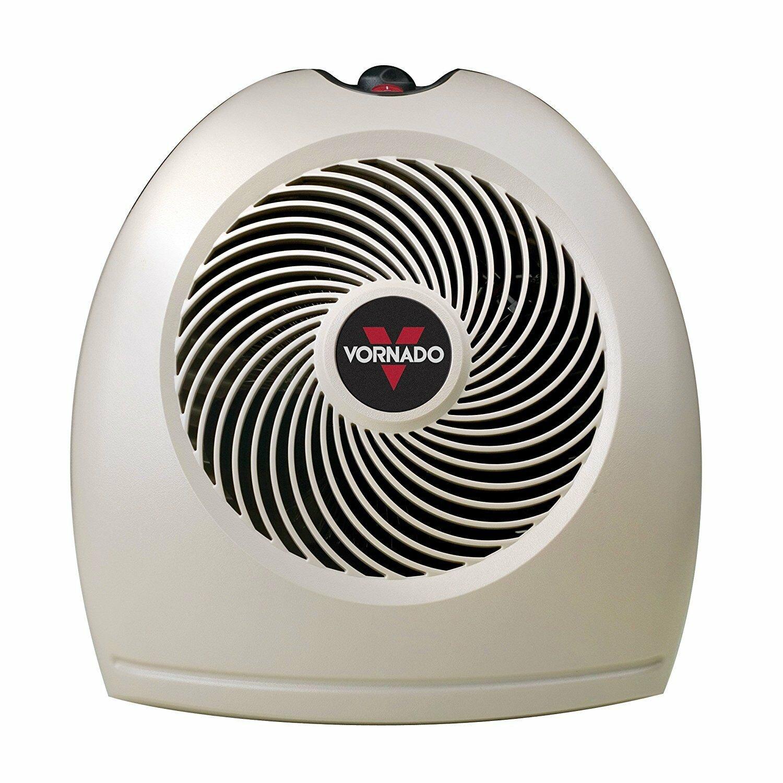 Vornado VH2 Whole Room Vortex Heater w/ Adjustable Thermostat & Safety Shut-Off