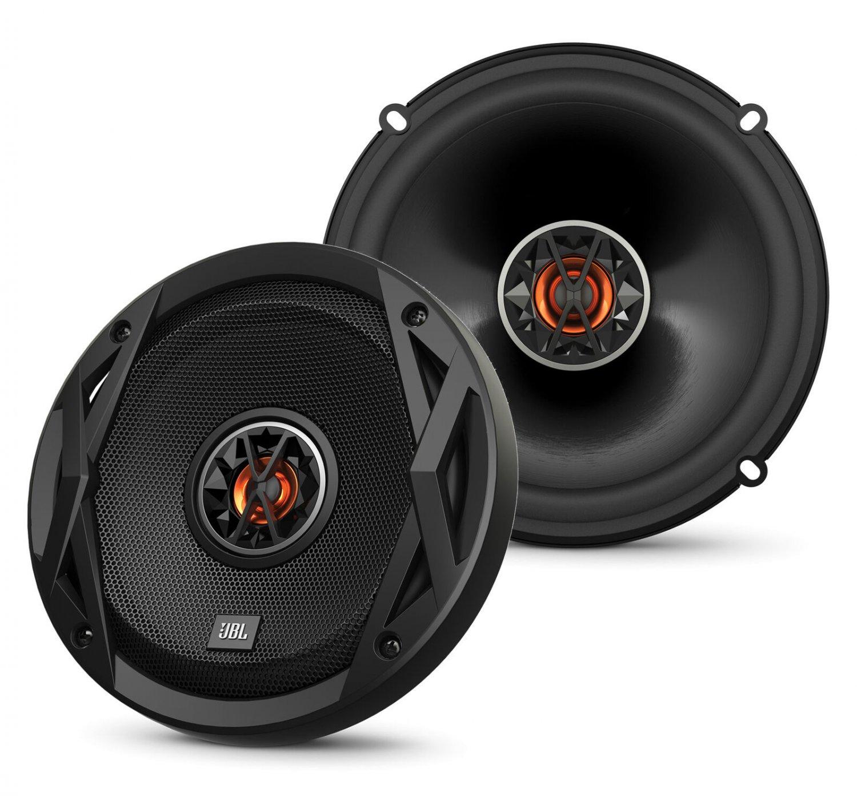 "JBL Club 6520 6.5-inch 6-1/2"" Coaxial Car Speaker - Pair"