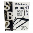 Skull Candy Smokin Buds 2 Wireless In-Ear Headphones w/ Mic, Black #S2PGHW174