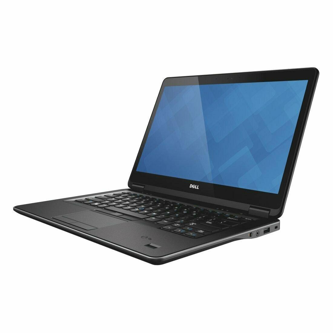 """Dell Latitude E7440 14"""" Laptop Core i5-4200U 8GB RAM 512GB SSD Windows 10"""