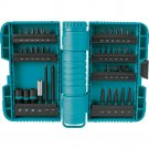 Makita A-98332 ImpactX 40 Pc. S2 Steel Driver Bit Set