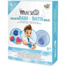 Buki Mini-Lab Bath Ball Bomb Set Kit