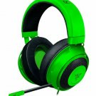 Razer Kraken Wired Stereo Gaming Headset with Noise Cancelling Mic - Green