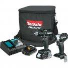 Makita 18V LXT Li‑Ion Brushless Cordless Combo Kit Driver-Drill/ Impact Driver