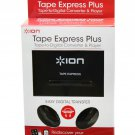 ION Tape Express Plus Tape to Digital Converter & Player with Headphones