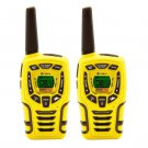 Cobra CX445 28-Mile GMRS/FRS 22-Ch Water Resistant Two-Way Radio Walkie Talkie
