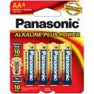 Panasonic AA 1.5V General Purpose Alkaline Battery - 4 Pack