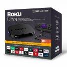 Roku Ultra 4670R 4K Streaming Media Player Device with JBL Premium Headphones