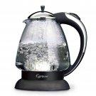 Capresso H2O Plus Electric Glass Water Kettle Heater