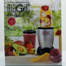 The Original Magic Bullet Mini 11-Piece Set 12 oz Blender/ Mixer  #MBR1101