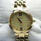 Pulsar Women's Japanese-Quartz Watch, Stainless Steel Strap, Gold Tone #PY5026