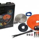Memphis Audio 4 AWG Amplifier Installation Kit with RCA