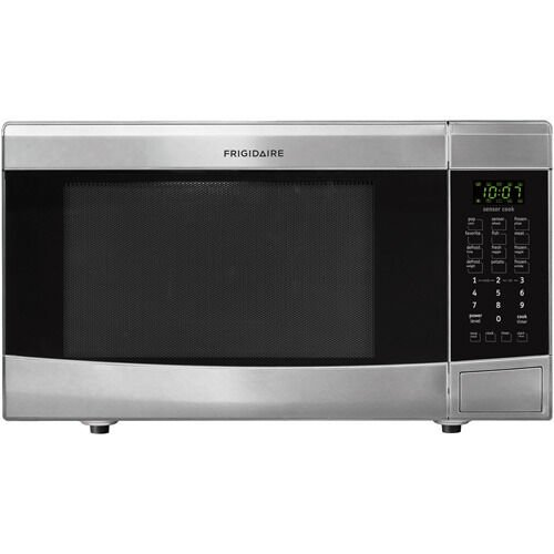 Frigidaire 1.6 Cu. Ft. 1100W Stainless Countertop Microwave Oven #FFMO1611LS