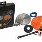 Memphis Audio 8 AWG Amplifier Installation Kit with RCA