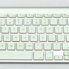 iHome Wireless Bluetooth Full Sized Keyboard For Mac, Silver #IMACK130