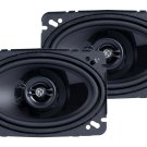 "Memphis Audio PRX46 4""x6"" 2-Way Coaxial Car Speakers - Pair"