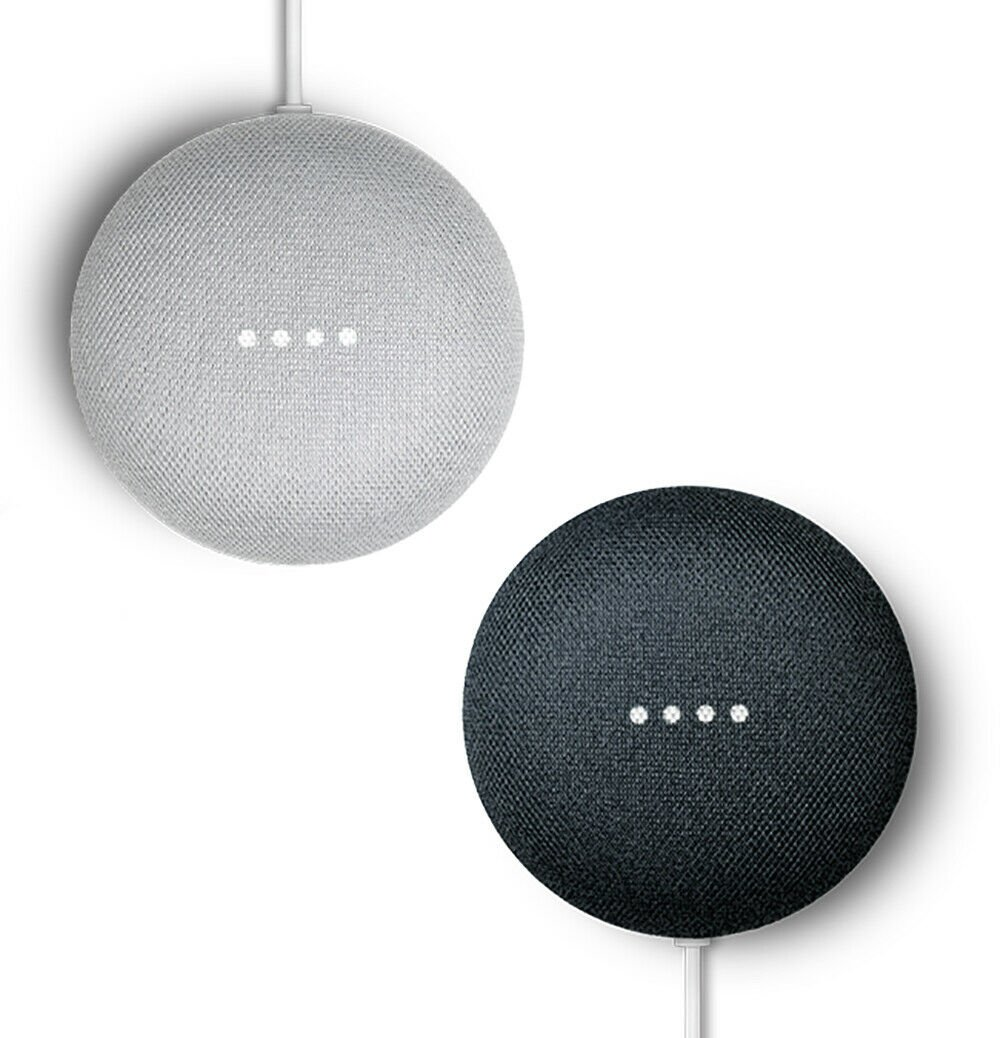 Google Nest Mini 2nd Generation Google Assistant New Home Smart Speaker