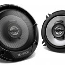"Kenwood 5.25"" 2-Ways Round Coaxial Car Speakers - KFC-1366S"