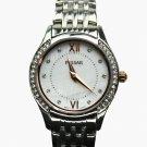 Pulsar Women' Stainless Steel Watch, 28mm, Swarovski Crystal Accents #PM2235