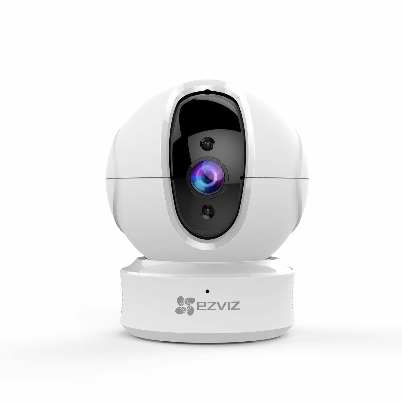 EZVIZ C6CN 1080p Indoor Pan/Tilt WiFi Network Security Camera w/ Two-Way Audio