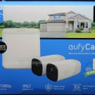 Eufy Wire-Free 2-Camera Full HD Security Surveillance System #T88101